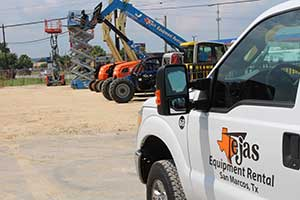 About Tejas Equipment Rental