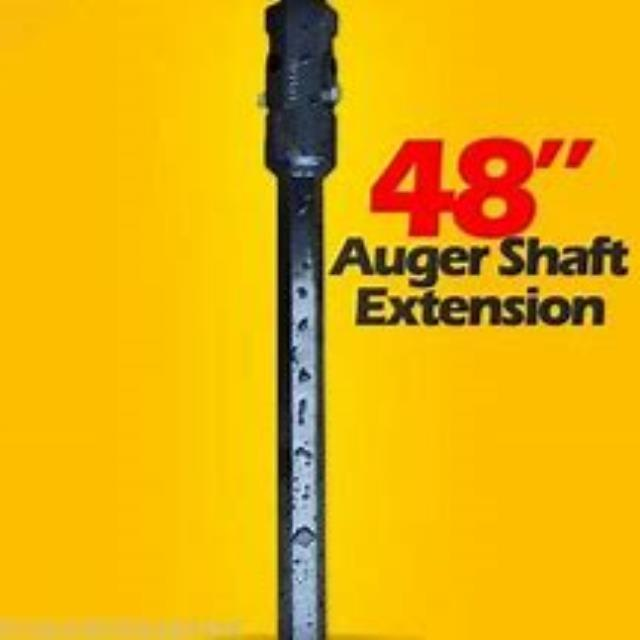 Where to find AUGER EXTENTION SHAFT 48in HYD.ATTACHMENT in San Antonio