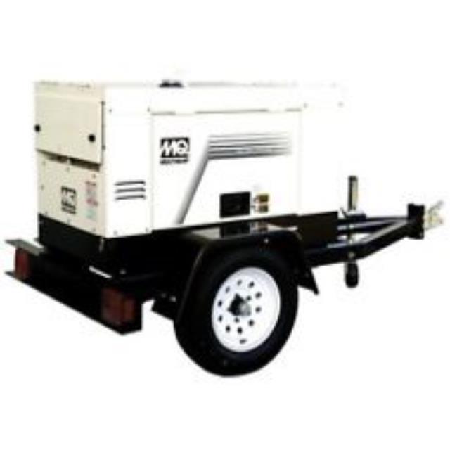 300 AMP WELDER DIESEL TRAILER MNTD  Rentals San Antonio TX