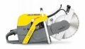 Used Equipment Sales 14in MIXED FUEL CONCRETE CHOP SAW in San Antonio TX