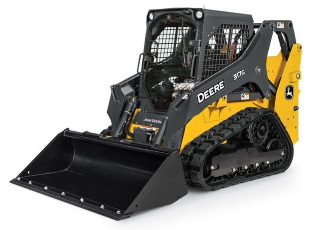 Rent Tracked Loaders