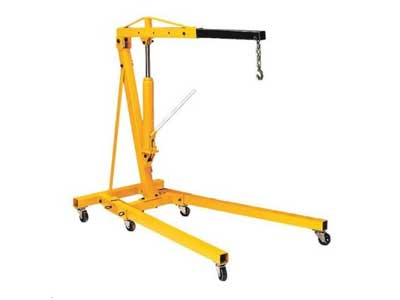 Rent Contractor Miscellaneous Equipment