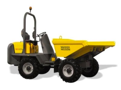 Rent Wheel Dumpers
