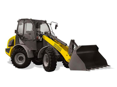 Rent Wheeled Loaders