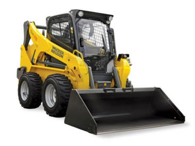 Rent Skid Steers & Track Loaders